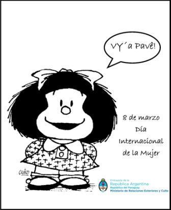 Embajada En Paraguay Feliz Dia Internacional De La Mujer La instauración del feliz día internacional de la mujer fue progresivo. embajada en paraguay feliz dia